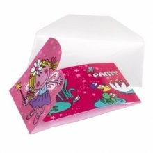 Funky Fairy Invitations & Envelopes  - Accessories RM551675