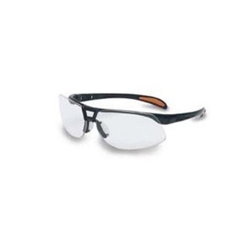 99889b8e78e4 Bacou-Dalloz UXS4210 Protege Sandstone Frame Clear Ultra Dura Lens on OnBuy