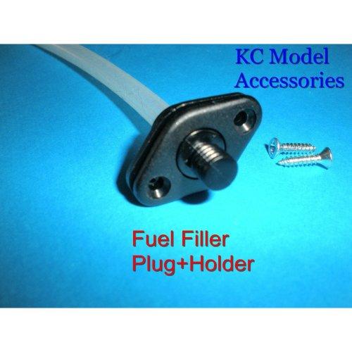 Fuel Filler Plug+Holder+ Tubing