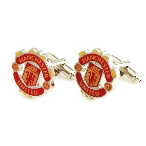 Manchester United Football Sports Cufflink Novelty Gift ManU