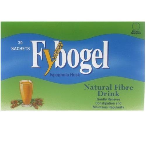 Fybogel Natural Fibre Drink Plain 30 Sachets
