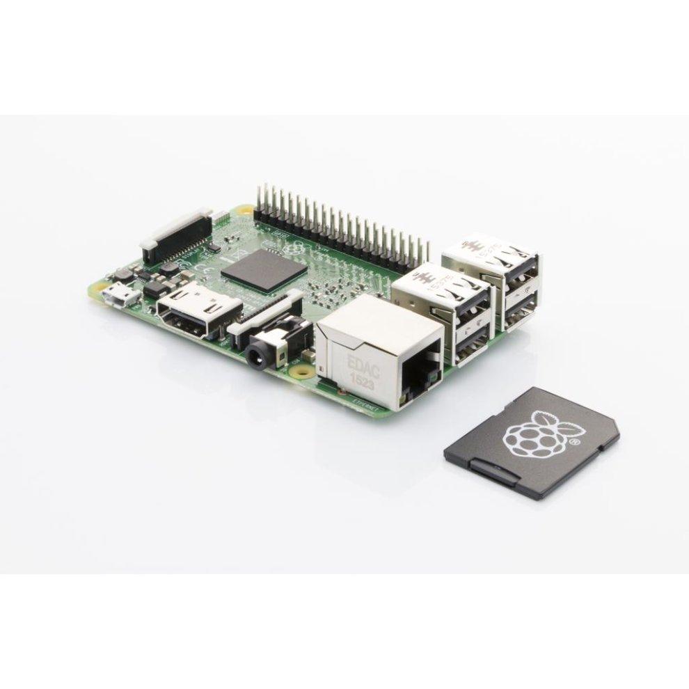 Raspberry BRPI3/16G Pi 3 Starter Kit 16GB BRPI3/16G