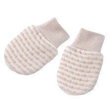 Unisex-Baby Newborn Mittens Soft No Scratch Mittens Baby Gloves, H