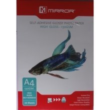 Mirror A4 130gsm Self Adhesive Glossy Paper