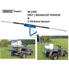 98l Broadcast Spot Sprayer - Draper Expert 12v Atv 34677 Dc -  draper sprayer 98l expert 12v atv 34677 dc spot broadcast