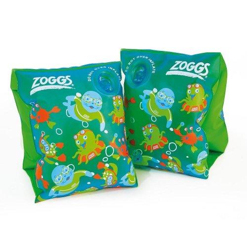 Swim Bands Green Zoggy