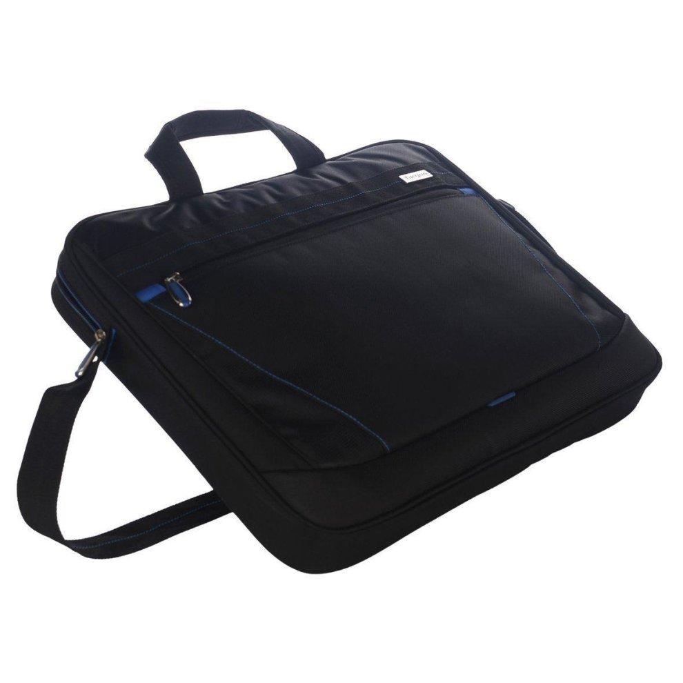 7fdf1ed0fe3e ... Targus Classic Clamshell Laptop Bag and Case - 15.6 inch - Black  (CN415EU) -