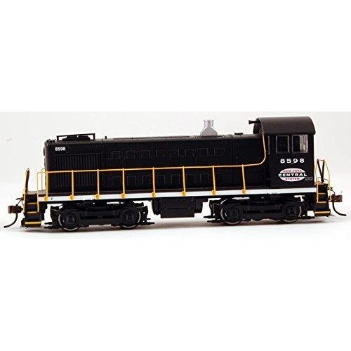 Bachmann Industries Alco S4 New York Central # 8598 - DCC Ready Diesel Locomotive - HO Scale
