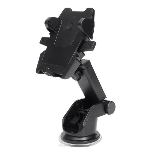 Universal 360 Degree Rotation Car Windshield Holder Phone GPS Mount Stand Cradle for iPhone Samsung
