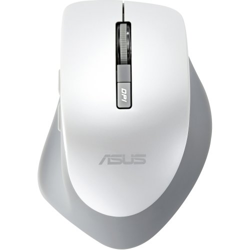 ASUS WT425 Wireless Optical Mouse, White