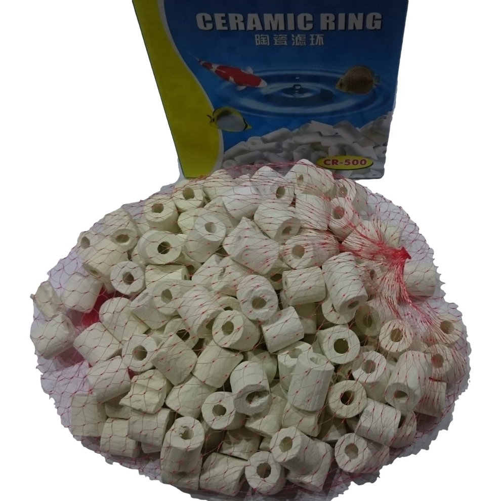 Superaqua Aquarium Filter Ceramic Bio Rings Media On Onbuy Ring