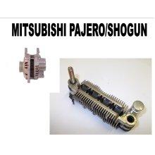 MITSUBISHI PAJERO/SHOGUN MK2 (II) 3.0 3.5 1994 - 00 NEW ALTERNATOR RECTIFIER