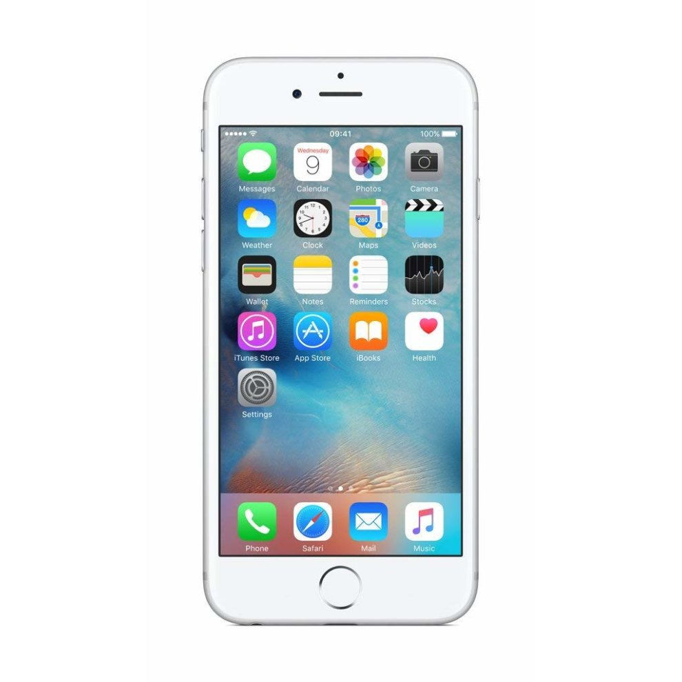 Virgin, 32GB Apple iPhone 6s - Silver