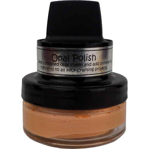 Cosmic Shimmer Opal Polish-Blushed Peach