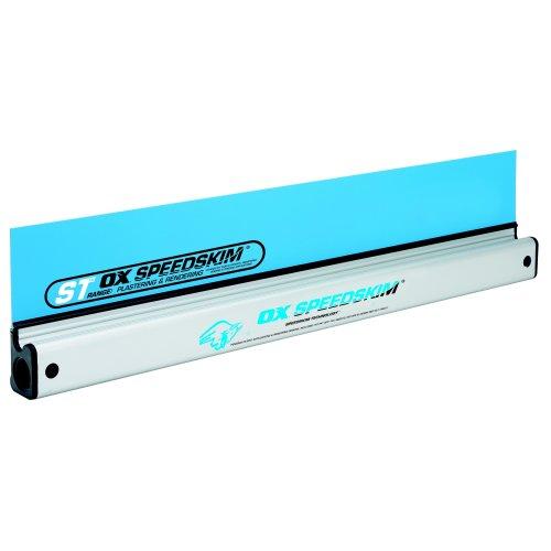OX Speedskim Semi Flexible Plastering Rule / Render Finishing Tool (Various Sizes)