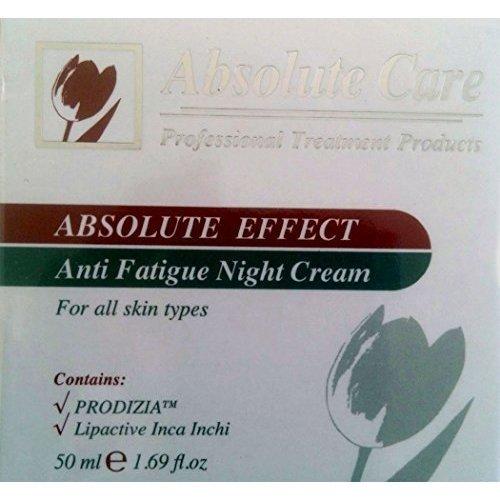 Absolute Care Anti Fatigue Night Cream 1 69 Fl