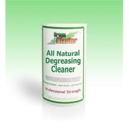 Green Blaster Products GBDG1G All Natural Heavy Duty Degreasing Cleaner 1 Gallon Refill