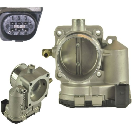THROTTLE BODY FOR SEAT CORDOBA IBIZA MK3 LEON TOLEDO MK3 1.8 T, 1.8 20VT
