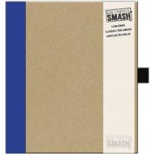 K & Co Smash: Kraft With Blue Binder - Smash K 30685956 D30685956 -  smash blue binder kco 30685956 d30685956