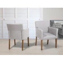 Dining Chair  - Upholstered Seat - Settee - ROCKEFELLER