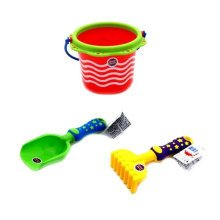 Summer Fun 3 Pieces Beach Sand Kid's Toy Beach Tool Playse (Colors May  Vary) A