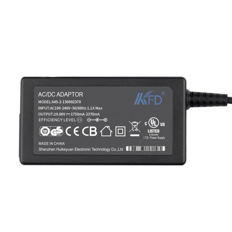 KFD 19V 2 37A AC Adapter Charger for Harman Kardon Onyx Studio I II III 1 2  3 4 Wireless Speaker System 6132A-ONYXST AU38AA-00 AU38AA-OO