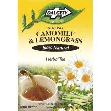 Dalgety Camomile & Lemongrass Tea (20 Tea Bags)