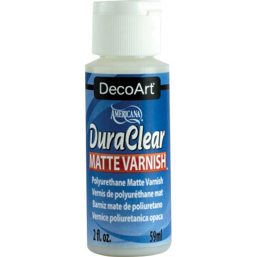 DuraClear Varnish-2oz Matte