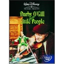 Darby Ogill and the Little People [dvd]
