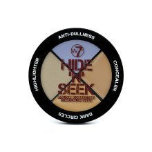W7 Hide 'n' Seek Concealer Anti-Dullness- Lavender