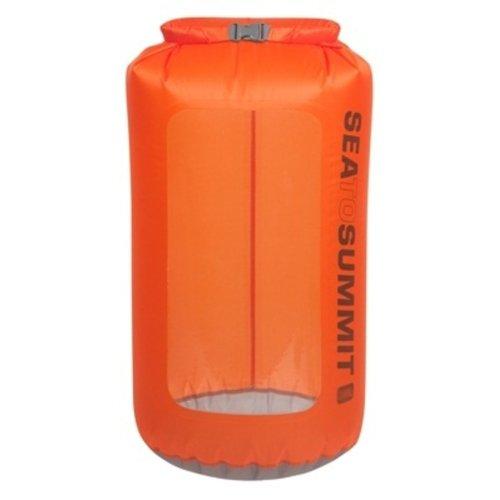 Sea to Summit Ultra Sil View Dry Sack (13L/Orange)