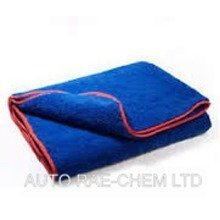 Extra Large, Soft Microfibre Car Drying Towel 60cm x 90cm for detailing
