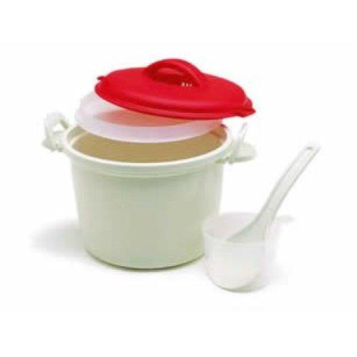 1.5l Microwave Rice Cooker - Kitchen Craft 15 Kcricecook L Beige -  rice cooker microwave kitchen craft 15 kcricecook l beige