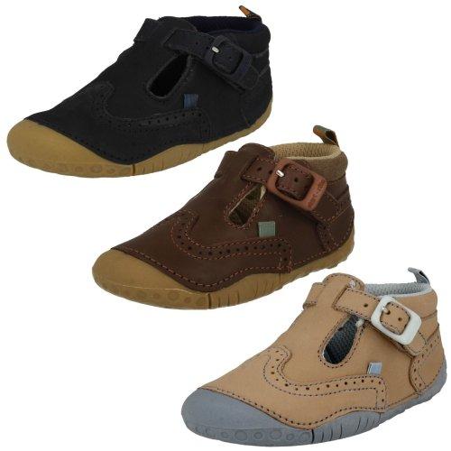 Boys Startrite Pre-Walkers Shoes Harry - H Fit