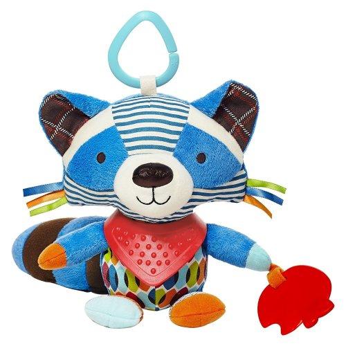 Skip Hop Bandana Buddies Multi Activity Toy (Racoon)