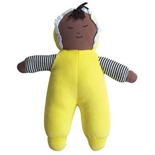 African-American Girl Kuddle Doll