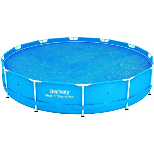 Bestway Steel Pro Frame Pool Solar Cover - 12 feet