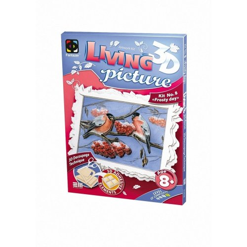 Elf956028 - Fantazer 3d Living Picture - Frosty Day