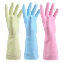 Thin Washing Gloves Laundry Gloves Cleaning Gloves/Set Of  3