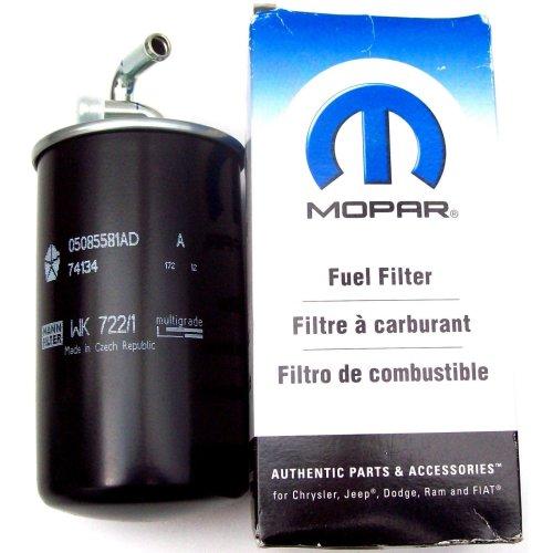 Mopar Fuel Filter - Diagrams Catalogue