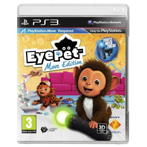 Eyepet (Move Edition) - Move Required