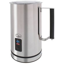 Quest 34180 Benross 500 ml Warming 250 ml Frothing Stainless Steel Hot/Cold Double Walled Milk Frother, 650 W