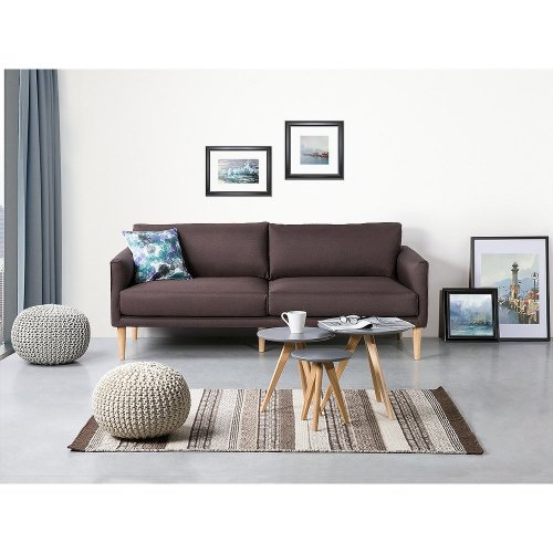 Upholstered Sofa - Couch - Fabric Sofa - Settee - UPPSALA