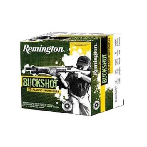 Remington 20411 Express 12Ga 2.75 In. Buckshot 25 250