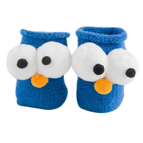Baby Cool Socks Keep Warm Floor Socks Winter Thicken Boot Socks-A2