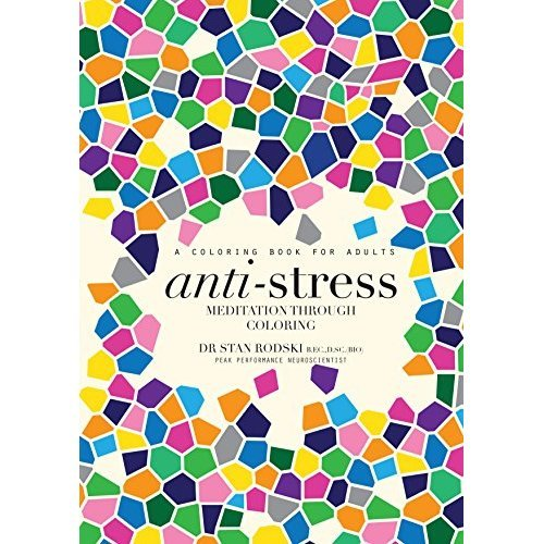 Anti Stress: A colouring book for adults