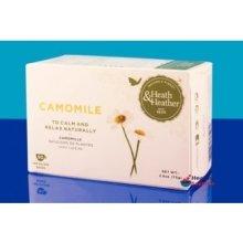 Heath & Heather - Camomile Herbal Tea 50 Bag
