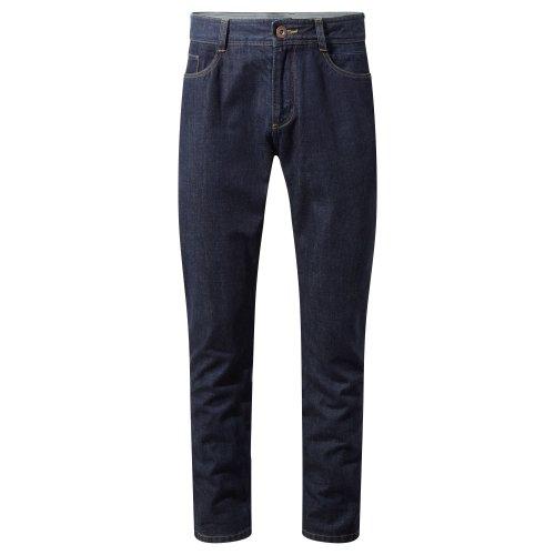 Craghoppers Mens Bardsey Cordura Denim Jeans