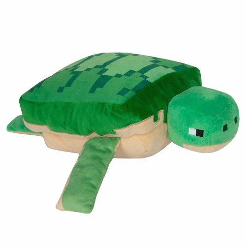 """Plush - Minecraft - Adventure Sea Turtle 10"""" Sof Doll New Licensed j9230"""