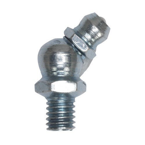 """Sealey GNI11 Grease Nipple 45° 1/8""""BSP Gas Pack of 25"""